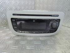 Seat Ibiza 6J Radio Ultra Low SE250 BVX Blaupunkt W06J0035153B