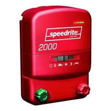 Speedrite 2000 Energizer 20 Mile Fence Charger Acdc Powered 80 Acres