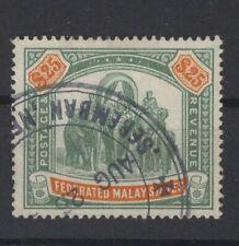 BRITISH COLONIES, MALAIISCHE STAATEN, STAMPS, 1904, Mi. 38 CANCELLED.