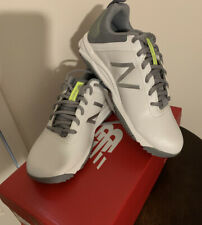 New Balance Womens Draw Turf Wdrawtwt Athletic Shoes White Lacrosse Low Top 6 M