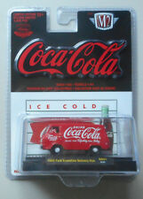 1965 Ford Econoline Van Coke Coca Cola M2 Machines 1:64 DIECAST