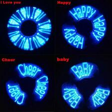 LED Flash light Fidget Hand Spinner Finger Toy EDC Focus Gyro Adult kids Cheaply