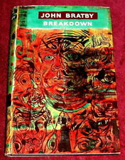 JOHN BRATBY..BREAKDOWN..HB EX HUTCHINSON 1960 ARTIST ILLUSTRATED KINTCHEN SINK