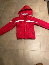 Womens Descente Ski Jacket Red US4