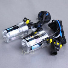 2X Car HID Xenon Headlight Lamp Light For H7 5K 5000K 35W Bulbs Replacement Y03
