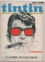 Journal TINTIN n°1186 du 22 juillet 1971