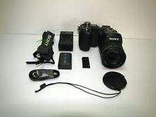 Sony Cyber-shot DSC-F828 8.0MP Digital Camera Working !!