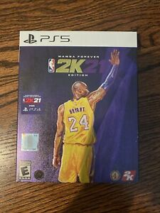 NBA 2K21 Mamba Forever Edition - Sony PlayStation 5 PS5 Brand New - Fast Ship!!