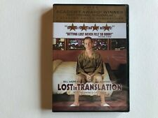 Lost In Translation - Widescreen Dvd - Brand New! Factory Sealed!