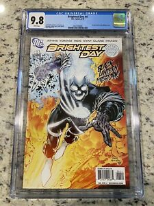 Brightest Day #4 CGC 9.8 Black Lantern Firestorm David Finch & Scott Williams