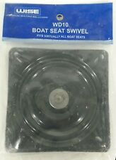 Wise Boat Seat Swivel WD10 Fits Virtually All Boat Seats Sealed