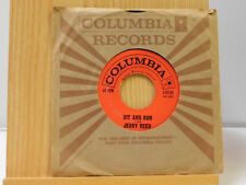 Jerry Reed 45 Hit And Run / It Sure Is Blue Out Tonight ~ Columbia ~ VG+