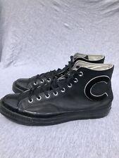 Rare! Converse Hi OX Varsity Black Leather CTAS 70s  Uk. 11