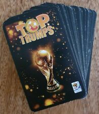 World Cup South Africa 2010 Top Trumps