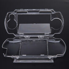 Protector Clear Crystal Travel Carry Hard Cover Case for Sony PSP 3000 2000 New