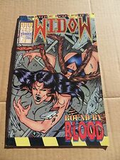 Widow : Bound by Blood 2 .  Ground Zero -1996   VF - minus