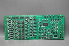 PCB W/ANALOG DEVICES/TI/LINEAR D/A CONVERTER POTENTIOMETER FILTER OP AMP