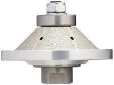 """3/16"""" Diamond Grinding & Shaping Profile Wheel Bevel 45 Degree Bullnose granite"""