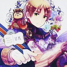 England (CV: Sugiyama Noriaki) - Hetalia Character CD II Vol.4