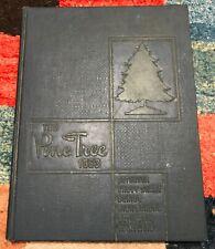 Bethesda Chevy Chase Senior High School - 1963 - The Pine Tree