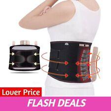 MARESE Lumbar Support Belt Spinal Decompression Posture Corrector Lower Lumbar