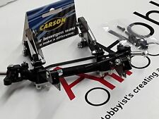 1/14 Tamiya Cascadia Truck Front Suspension & Steering Assembly, Cranked Rod