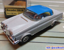 Faller AMS --  Mercedes 300 SE Coupe mit Flachankermotor mit Original Box !