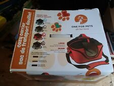 One For Pets Cozy Carrier Lg.