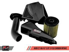 AWE Tuning S-FLO Cabon Intake V2 for 2012-2018 Audi A6 / A7 3.0T  2660-15022