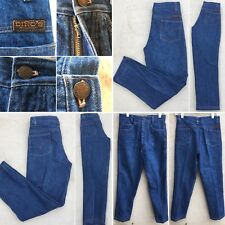 Vintage Dino's Original Jeans Levi's Button Talon Zipper 27.5� Waist High Waist