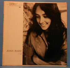 JOAN BAEZ VOL 2 VINYL LP 1961 MONO RED LABEL ORIGINAL PRESS NICE COND! VG/VG+!!