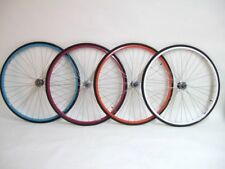 NEW VUELTA SINGLE SPEED TRACK FIXIE BIKE WHEEL SET X