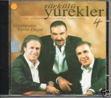(818W) Turkulu Yurekler 4, Gonlumuze Turku Dustu - CD