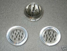 Clear Round Lucite Tobacco, Herb, Or Spice Grinder