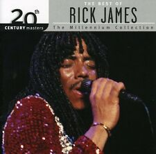 James,Rick - Best Of Rick James-Millennium Collection (CD NEUF)