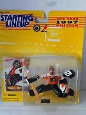 Ron Hextall Philadelphia Flyers 1997 Starting Lineup Action Figure NIB Kenner
