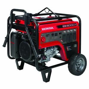 Honda EB5000 Industrial Generator 5000 Watts, CO-MINDER, EB5000XK3AG