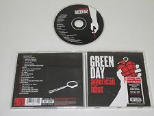 GREEN DAY 4/AMERICAN IDIOT(REPRISE 9362-48777-2) CD ALBUM