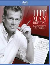 DAVID FOSTER - HIT MAN RETURNS [CD/BLU-RAY] NEW CD