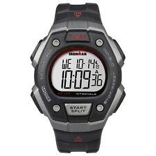 Timex Uhr TW5K85900 IRONMAN Classic 50 Men Digital Black Watch NEU & OVP