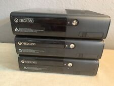 Microsoft Xbox 360 E Model 1538 Console Only NO HDD Tested Working EUC Free Ship