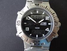 Reloj De Cuarzo nos para hombre Zeitner Digitech Ana-digi Pulsera