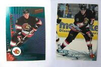 1997-98 Pacific Dynagon #87 Yashin Alexei  emerald green  senators