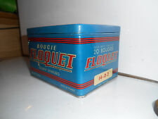 boite metal bougie floquet automobile - box metal candle Automobile Floquet