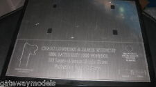 1/18 BATHURST WINNER 2006  LOWNDES / WHINCUP 888  DISPLAY BASE PLATE ONLY
