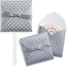 Cookie Envelope Kit Silver Dots 20 pc from Wilton 0401