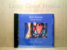 The Key Players by Gary Schunk (Cd, 1995, Pac 3 Recording Company)