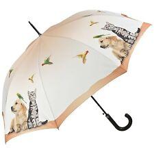 Von Lilienfeld Ombrello automatico da passeggio CAGNOLINO & Gattino CAT & DOG Amanti Regalo