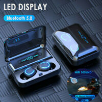 Bluetooth 5.0 Headset TWS Wireless In-Ear Earphones Stereo Headphones for iphone