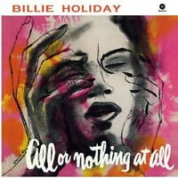 Billie Holiday - All or Nothing at All [New Vinyl] 180 Gram